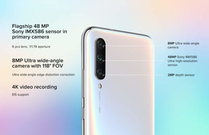 Xiaomi Mi A3 Android One phone Full Specification