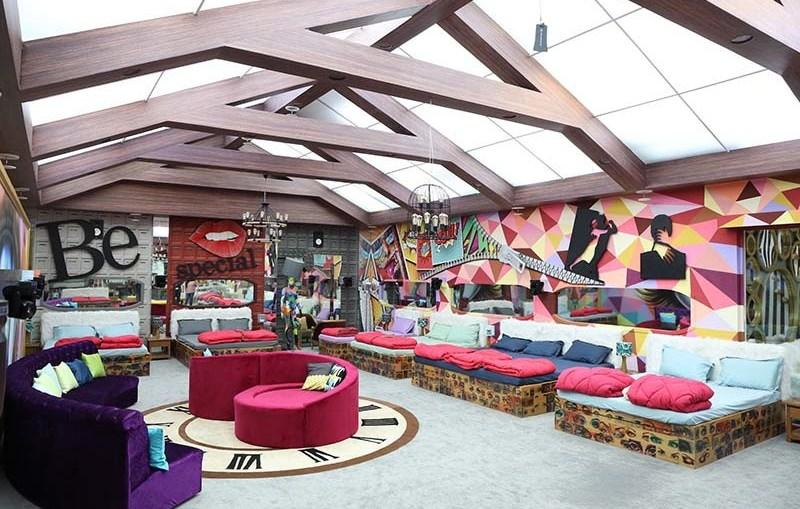 Bigg Bouse House Bedroom