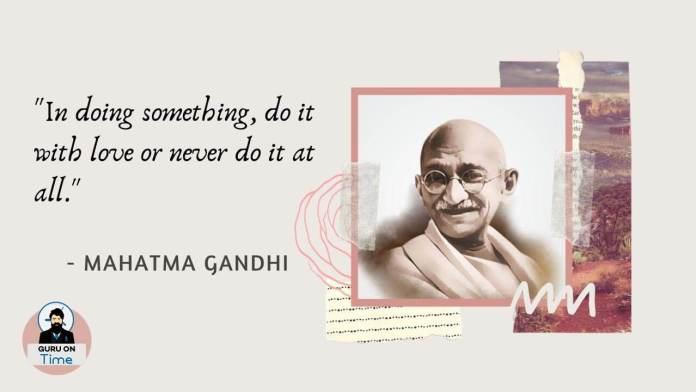 Gandhi Say