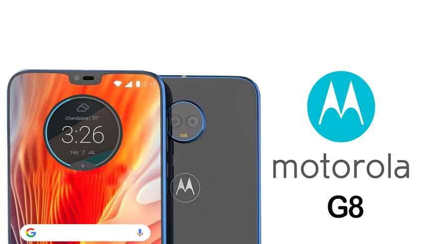 Moto G8 Specification price
