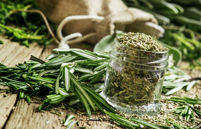 Organic Herbs help in Reducing Weight