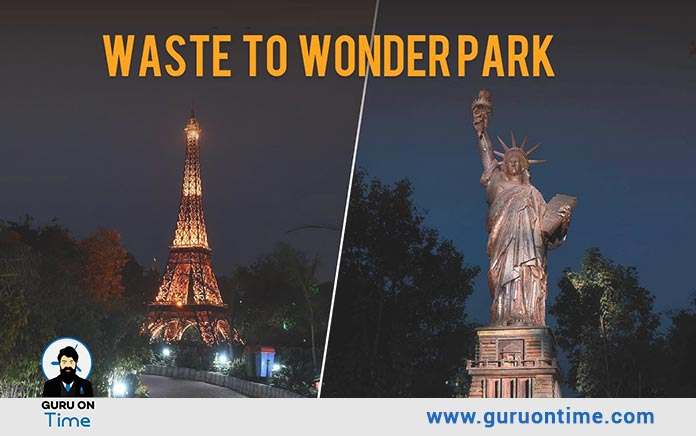 The Waste to Wonder Park