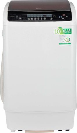 Haier Fully-Automatic Top Loading Washing Machine