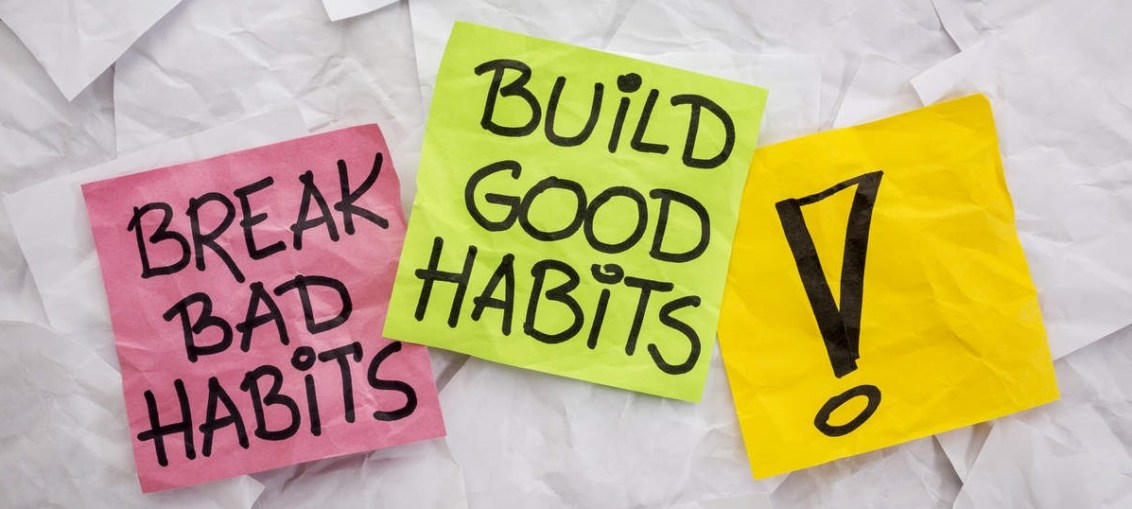 Embrace Good Habits For Rest Of Life