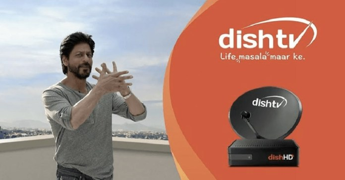 DishTV Channel List Number