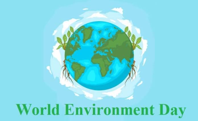 environment day drawing