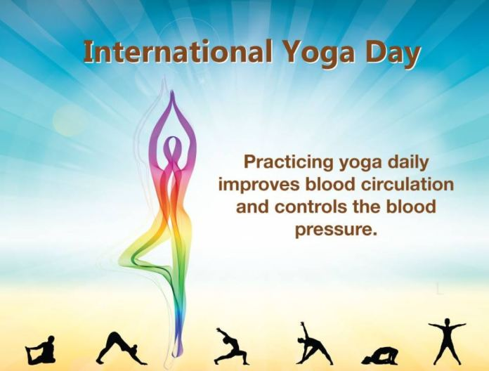 importance of yoga day