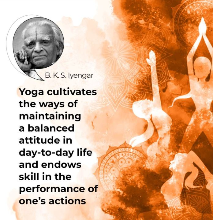 world yoga day quotes