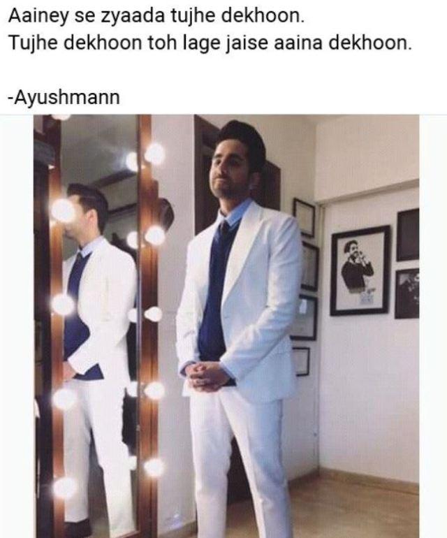 ayushmann khurana shayari in hindi