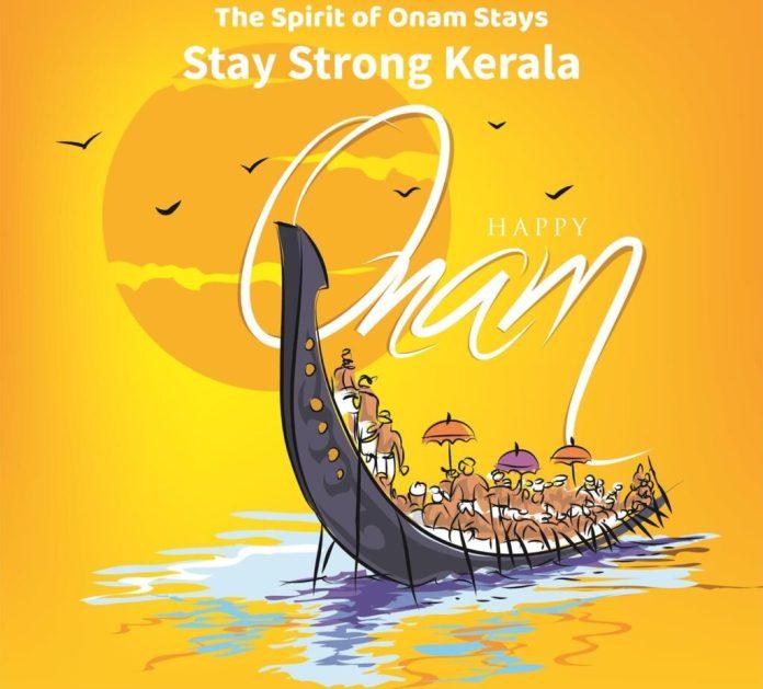 happy onam COVID19 Kerala