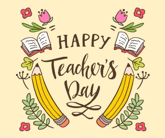 teacher day images
