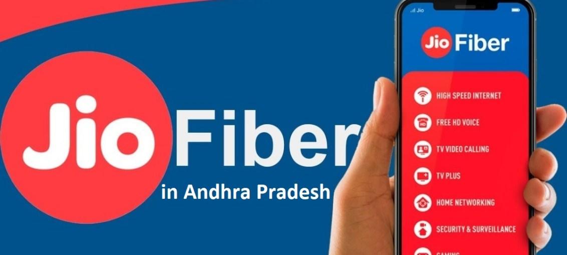 Jio Fiber Andhra Pradesh