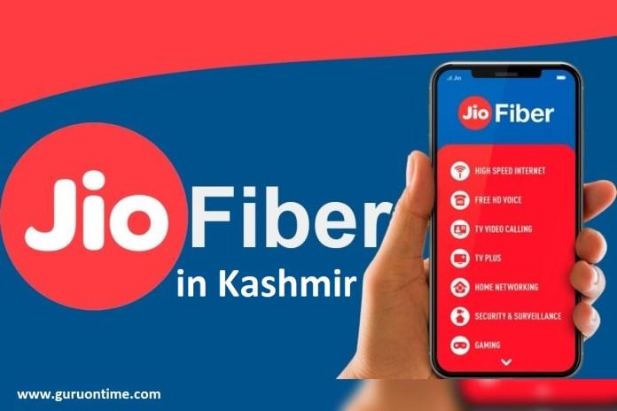 Jio Fiber Kashmir