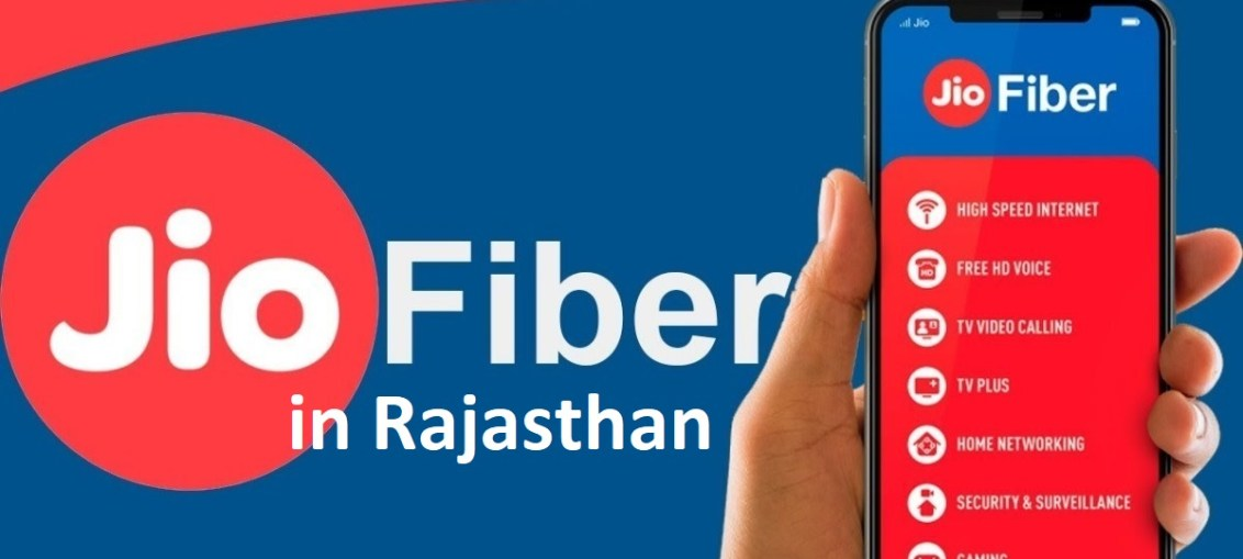 Jio Fiber Rajasthan