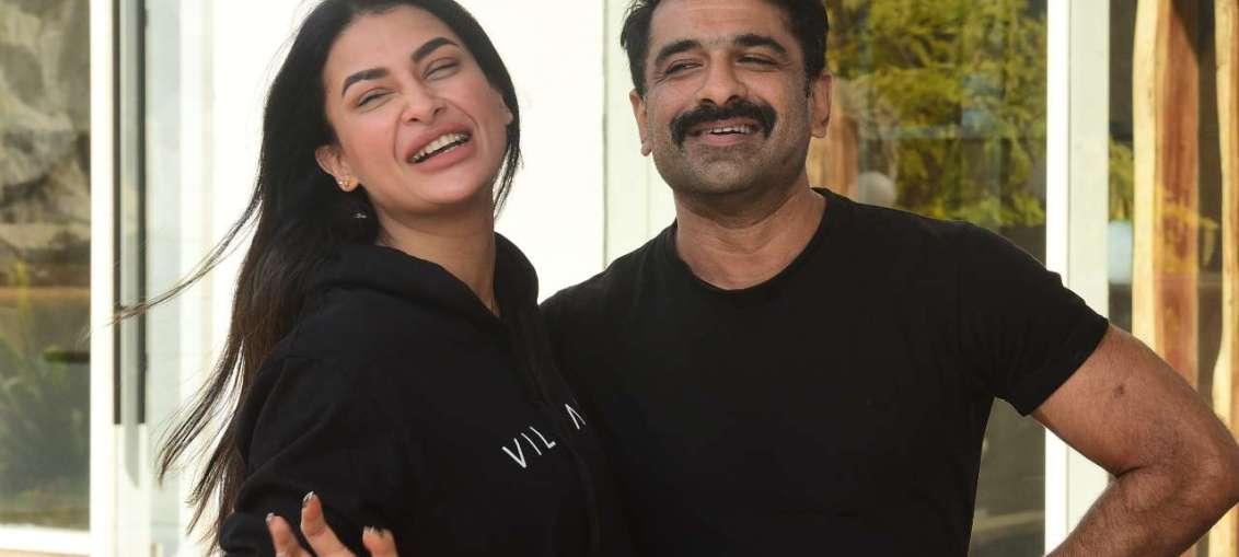 Eijaz Khan, Pavitra Punia