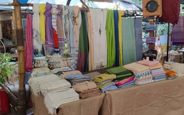 Traditional weavers reinvent their craft, go online, during lockdown