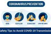 Safety Tips to Avoid COVID-19 Transmission