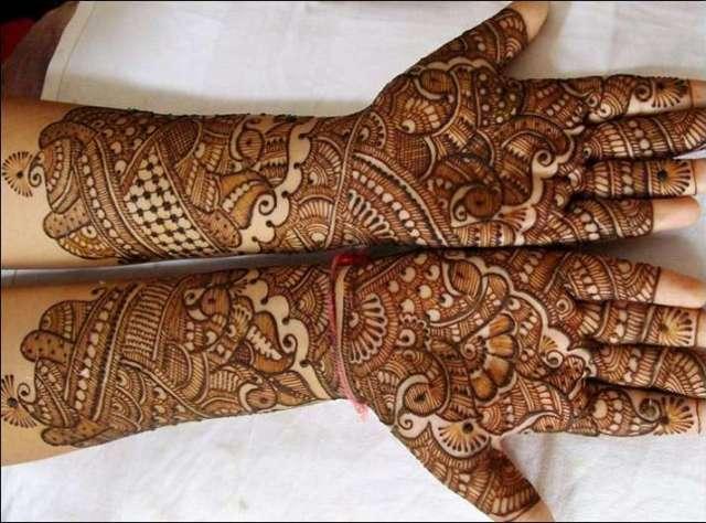raksha bandhan special mehndi design