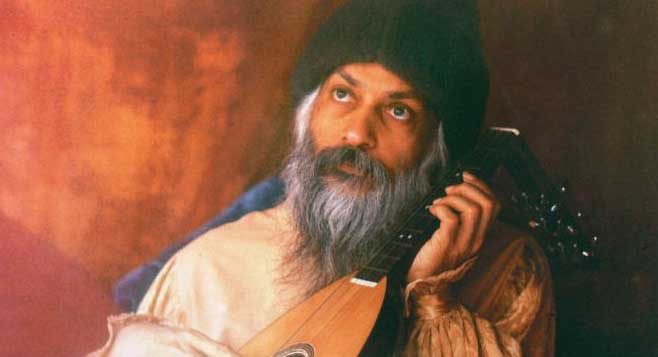 In Indian music there are ragas - Guru Quote