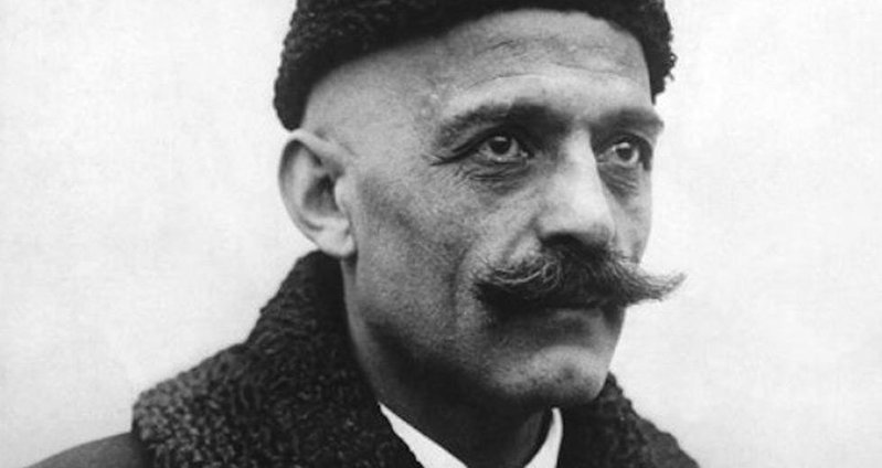 "George Gurdjieff is one of the brightest figures of contemporary spirituality, and one of the most radical, controversial and contradictory masters ever known. He never gained much popularity, because of the highly innovative and radical character of his teaching, and because he preferred to work with a few chosen disciples rather than having a big following. He was misunderstood and judged by many of his contemporaries, including his own disciples - because he was trying to bring to the western society a completely new type of teaching, that it never knew before. Gurdjieff was born in Armenia, which was then a part of Russia, from a greek father and armenian mother. The area where he grew up had a great ethnic, cultural and religious diversity. In his childhood he learned a few languages, and by the end of his life he fluently spoke about 10 languages. In his youth he was reading a lot, developed interest in mysticism, and led by curiosity, he went on traveling to find answers for his questions. For many years he was traveling across different countries of Central Asia, Iran, Egypt, India, Tibet, learning from different mystics and mystery schools. He learned to support himself with all kinds of time-jobs and trading schemes, and acquired good business skills. Apparently he was mostly influenced by the practices of sufis (muslim mystics), though he himself never mentioned clearly the sources of his teachings. In 1913 he came back to Russia and attracted his first disciples. From the beginning he was known as an extremely strict and demanding teacher, who was constantly provoking and testing his disciples. After the russian revolution the country became unstable, so Gurdjieff and his group had to change a few places, then they moved to Georgia and finally to Turkey. The next year Gurdjieff went to travel around Europe giving lectures and demonstrations of his work. He unsuccessfully tried to get a british citizenship, and finally settled in France, where he established his Institute for the Harmonious Development of Man. He purchased a small estate south of Paris and stayed there with a diverse group of a few dozen people. His disciples remember that period as a time of spartan life and hard labour, since Girdjieff was practically applying his idea of complex physical, emotional and intellectual development. In 1924 Gurdjieff had a near-fatal car accident, but against the expectations of the doctors managed to recover. During the recovery he formally dismissed his Institute, but in fact he just got rid of some of his less dedicated disciples. After the recovery he starts writing his main work called ""All and everything"", according to his own principles he works in the noisy cafes to develop the ability to concentrate. In this period he made numerous trips to the United States, where he already had some disciples, and managed to raise quite a big mount of money for his work. Despite that his estate eventually went into debt and his school was closed. Gurdjieff formed a new group in Paris, all the members were women. After a few years this group was also dismissed. Gurdjieff continued teaching groups of disciples in his small apartment, even during the World War 2. After the war he managed to reconnect with many of his old disciples, which left him years ago. A year before his death Gurdjieff had another car accident, when he nearly died, but again made an unexpected recovery. Till his last days he was active and even made two trips to the United States. The contemporaries describe him as a man of iron will, magnetic personality and great physical strength. His behavior was often considered to be immoral, or rather he didn't take morality into consideration at all; for example, he was known for seducing women and had at least 7 unregistered children. He ""had a total disregard for the value of mainstream religion, philanthropic work and the value of doing right or wrong in general."" The teachings of Gurdjieff are complicated, so is the language his books, which he deliberately wrote in a vague and allegorical manner; he said that reader has to work to find out the meaning. His central idea is that a man as he is lives in a state of sleep, complete unawareness, he doesn't have a unified consciousness, and acts like a machine. Though everyone has an inborn self, that has to be developed through conscious effort, which he called ""work"". All the religious teachings of the past work through one of the three centers (physical, emotional or intellectual), and therefore are creating an unbalanced individual. His teaching thus was called ""The forth way"", which unifies three other ways to make the human being complete. The way to get out of a state of daydreaming is to develop awareness or consciousness through different exercises of ""self-remembering"". One of the main elements of Gurdjieff's work are the Sacred Dances, which are based on some traditional dances and Sufi practices. Each dance has a certain set of movements for different parts of the body, which are performed simultaneously on different rhythmic counts; that requires full concentration and presence during the performance. Each dance has a special music, which was composed by Gurjieff himself. The dances are performed in a group, the participants have to change the position according to a certain scheme, which makes the dances even more complicated. These exercises are meant to develop awareness and continuous presence in action. Gurdjieff was known for creating innovative methods and situations for teaching ""on the spot"". These could be sudden shouts, abuse, irrational instructions and provocative behavior, which taught the disciple to stay always calm, present and untouched by any situation. Though Gurdjieff's teachings had some influence on the intellectuals of his time, they still remain relatively unknown. There are a few foundations spreading his ideas and many small groups practicing Sacred Dances. His movement remained an enclosed mystery school, which seemingly failed - most of his long-time disciples eventually left him, being unable to stand his unusual methods of work. yoga teachers spirituality spiritual practice guru review quotes controversy"