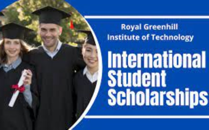 2021 International Student Scholarships at Royal Greenhill Institute of Technology in Australia