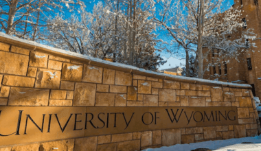 University Of Wyoming Fully-Funded PhD Scholarship In The USA