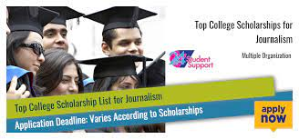 Journalism and Public Relation Scholarships