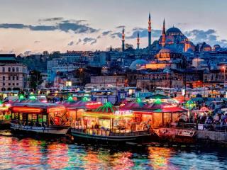 Что посмотреть в Стамбуле за 4 дня — 23 самых интересных места