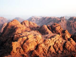 Гора Синай в Египте