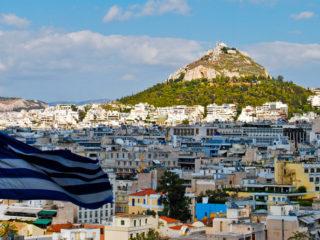 Афины за один день — увидеть всё за 24 часа