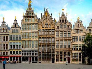 Достопримечательности Антверпена — 13 самых интересных мест