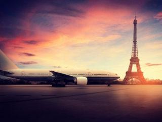 Аэропорт Шарль-де-Голль в Париже