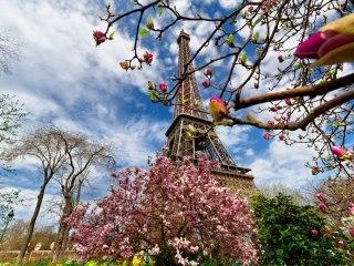 20 лучших парков Парижа