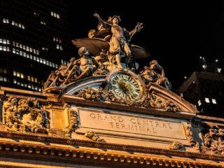 Центральный вокзал в Нью-Йорке