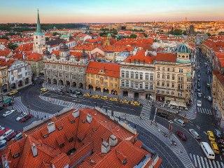 Самостоятельно по Праге: Мала Страна и Градчаны