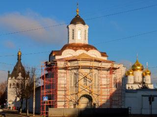 Костромской собор в скором времени получит новую колокольню