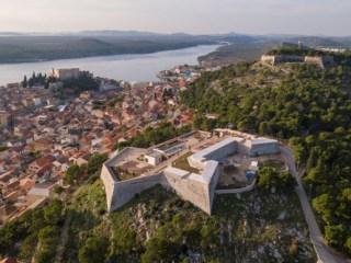 Хорватская крепость Бароне открылась после реконструкции