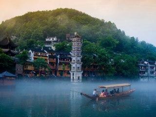 В провинции Хунань принято решение облегчить визовый режим