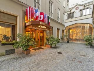 Отели в центре Вены 3 звезды