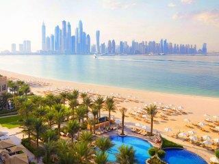 Отели Дубая с собственным пляжем