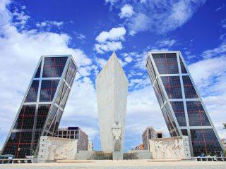 «Ворота Европы» в Мадриде