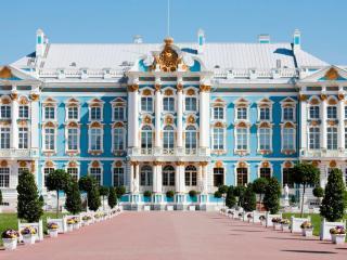 Большой Екатерининский дворец в Санкт-Петербурге