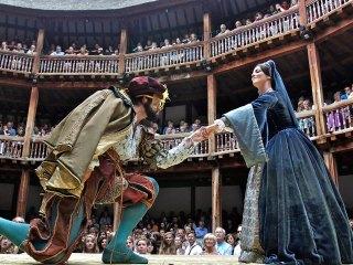 Театр Шекспира Глобус в Лондоне