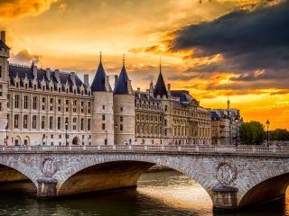 Остров Сите в Париже