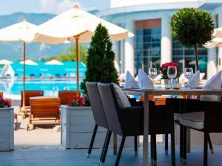 Отели Геленджика с бассейном
