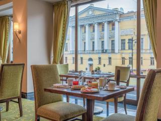 Отели Санкт-Петербурга в центре с завтраком