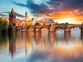 Отели в Праге рядом с Карловым мостом
