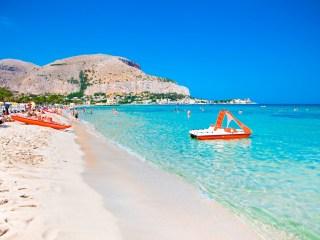 13 лучших пляжей Сицилии