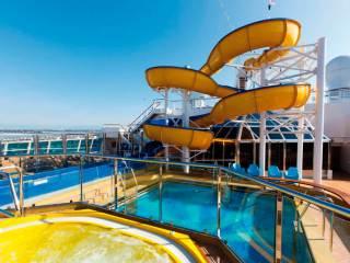Круизы по Средиземному морю на 6 ночей от 330€ в апреле —  Costa Cruises и MSC Cruises