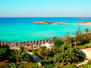 Туры на Кипр на 7 ночей, отели 3, 4* и апартаменты с кухней от 53 930 руб за ДВОИХ — июнь